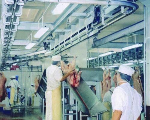 畜牧、屠宰、肉类加工行业