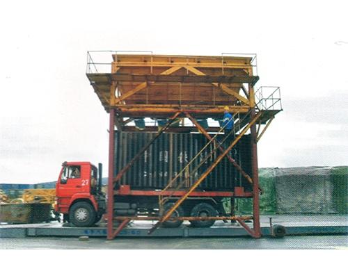 汽车衡灌装系统
